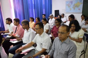 Initiating Mindfulness for the Health Sector (13)