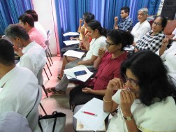 Initiating Mindfulness for the Health Sector (21)