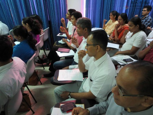 Initiating Mindfulness for the Health Sector (22)