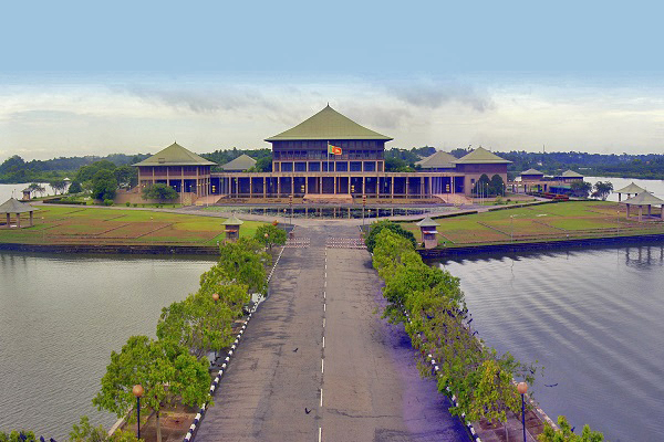 Sati Pasala - Mindfulness to the Sri Lankan Parliament