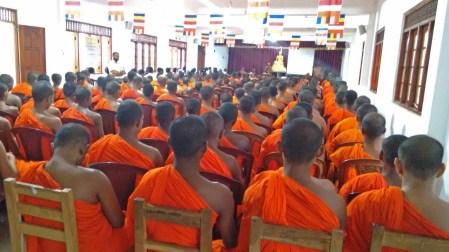 Sati Pirivena Introduction Programme at Mahavihara Maha Pirivena - Asgiriya, Kandy (11)