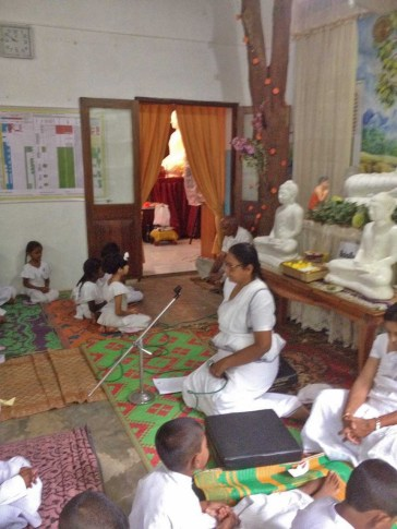 The Introduction of 'Sati Pasala' to the University Sarasavi Daham Pasala at Peradeniya University Viharaya. (3)