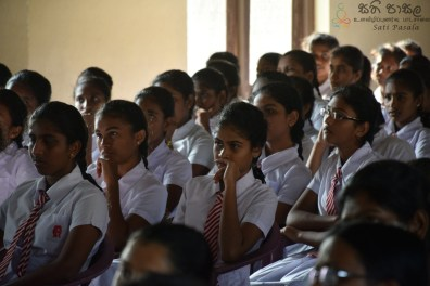 Mindfulness Program at Holy Family Convent, Kaluthara (22)