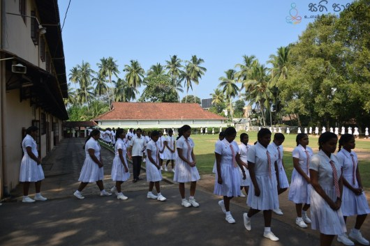 Mindfulness Program at Holy Family Convent, Kaluthara (26)