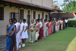 Mindfulness Program at Holy Family Convent, Kaluthara (35)