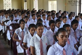 Mindfulness Program at Holy Family Convent, Kaluthara (43)