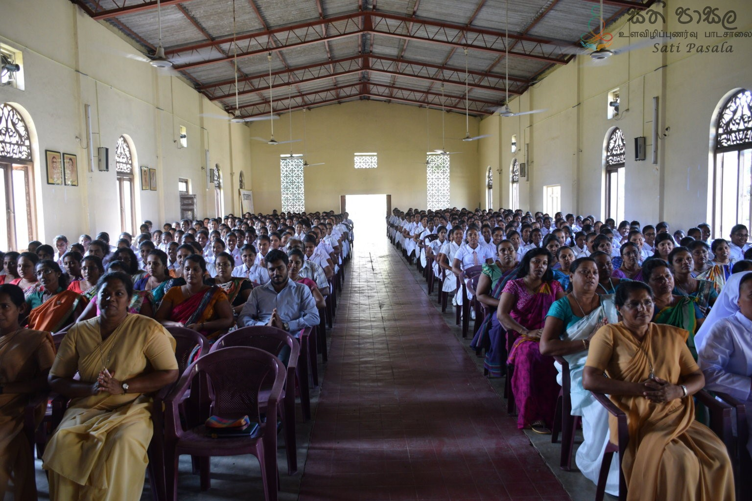 Mindfulness Program at Holy Family Convent, Kaluthara (58)