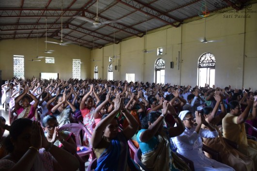 Mindfulness Program at Holy Family Convent, Kaluthara (59)