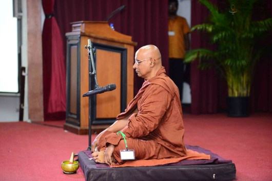 Global Mindfulness Summit 2018 - Inauguration (63)