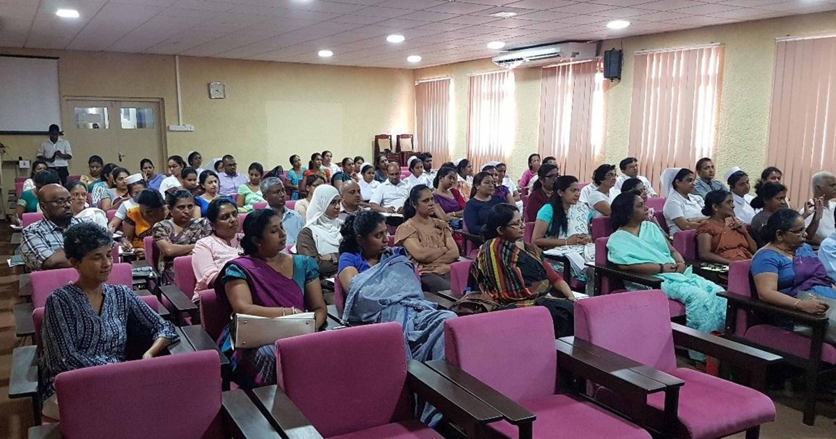 Sati Pasala Introduction program to Health Sector Personnel at Kandy