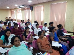 Sati Pasala Introduction program to Health Sector Personnel at Kandy. (6)