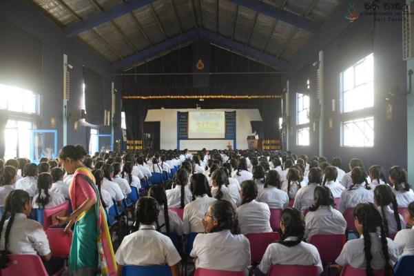 Sati Pasala Program at Sujatha Vidyalaya Nugegoda (3)