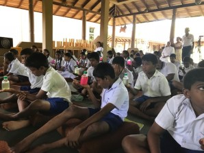 Sati Pasala at Sarvodaya Moratuwa