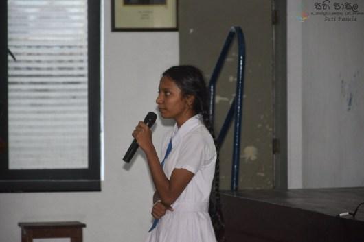 Sati Pasala Program at Musaeus College - Colombo (20)