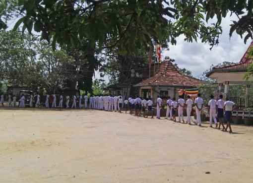 Sati Pasala Programme at G/Batemulla National School