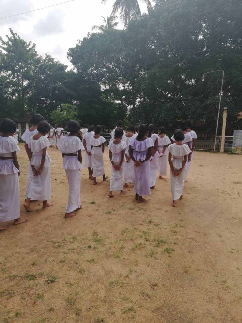 Sati Pasala Program at Diyakalamulla Sripati Pirivena - Daham Pasala (33)