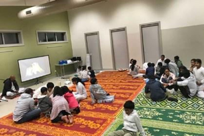 The Sati Pasala Sydney June session
