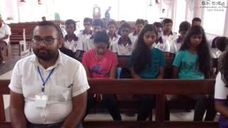 Sati Pasala Programme at Malwaththa Church, Negambo (14)