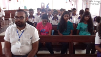 Sati Pasala Programme at Malwaththa Church, Negambo (14)