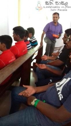 Sati Pasala Programme at Malwaththa Church, Negambo (2)