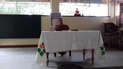 Satipasala programme at Ambanwela Primary, Welamboda (12)
