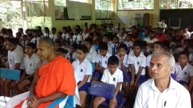Satipasala programme at Ambanwela Primary, Welamboda (22)