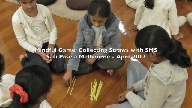 Collecting Straws Using SMS
