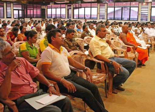 Mindfulness at Balangoda