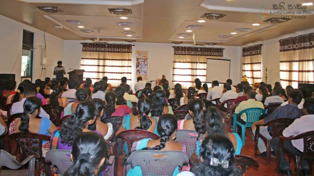 Sati Pasala – Introduction Program at Divisional Secretariat office - Balangoda organized by New Hopewell & Wikiliya Tea Factories