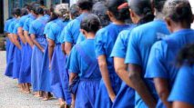Sati Pasala – program for Wikiliya Tea factory officers and workers - Balangoda (11)