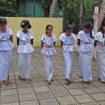 Sati Pasala Program at Sri Dharmakeerthi Sunday School in Pujapitiya, Ankumbura