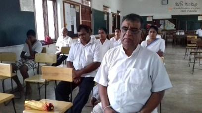 Sati Pasala Programme at Thelambugala Pirivena