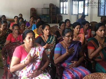 Sati Pasala programme at Veluwana College, Dematagoda