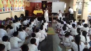 Sati Pasala at Sri Nigrodaraamaya Sunday School, Dewaragampola Mawanella (20)