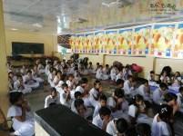 Sati Pasala at Sri Nigrodaraamaya Sunday School, Dewaragampola Mawanella (34)