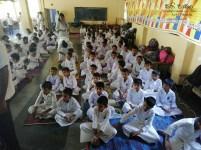 Sati Pasala at Sri Nigrodaraamaya Sunday School, Dewaragampola Mawanella (35)