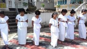 Sati Pasala at Sri Nigrodaraamaya Sunday School, Dewaragampola Mawanella (7)