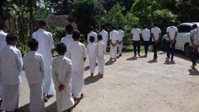 Sati Pasala at Sri Nigrodaraamaya Sunday School, Dewaragampola Mawanella (8)
