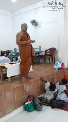 Sati Pasala programme at Sri Bodhirukkaramaya Temple, Doragala (12)