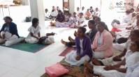 Sati Pasala programme at Sri Bodhirukkaramaya Temple, Doragala (2)