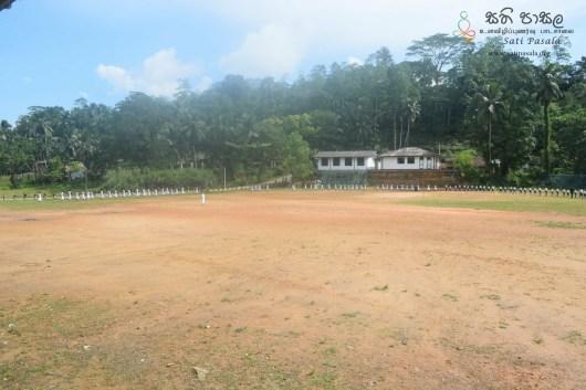 Thawalama Vidyaraja National School Grade 8 & 9 Students Practiced Mindfulness (10)