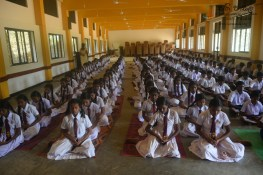 Thawalama Vidyaraja National School Grade 8 & 9 Students Practiced Mindfulness (25)