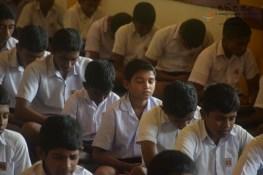 Thawalama Vidyaraja National School Grade 8 & 9 Students Practiced Mindfulness (26)