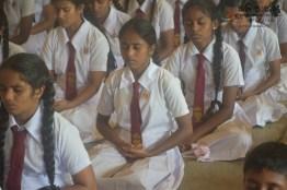 Thawalama Vidyaraja National School Grade 8 & 9 Students Practiced Mindfulness (28)