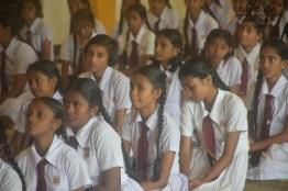 Thawalama Vidyaraja National School Grade 8 & 9 Students Practiced Mindfulness (8)