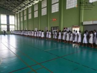 Mindfulness Programme at Sumana Balika Vidyalaya, Ratnapura (21)