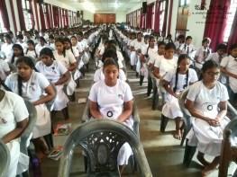 Mindfulness Programme at Sumana Balika Vidyalaya, Ratnapura (28)