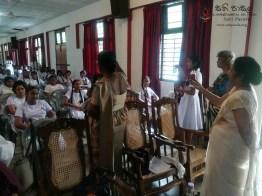 Mindfulness Programme at Sumana Balika Vidyalaya, Ratnapura (37)
