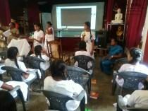 Mindfulness Programme at Sumana Balika Vidyalaya, Ratnapura (39)