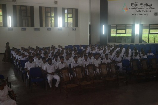 Mindfulness for 2nd Year Students from Kuruduwatta Educational Training College at Galle (1)
